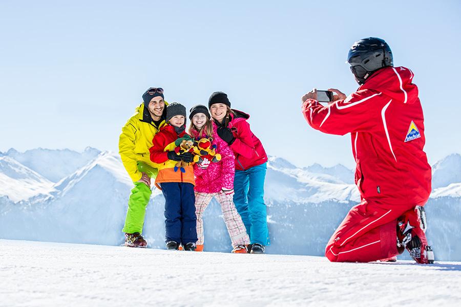 Skischule Lehrer