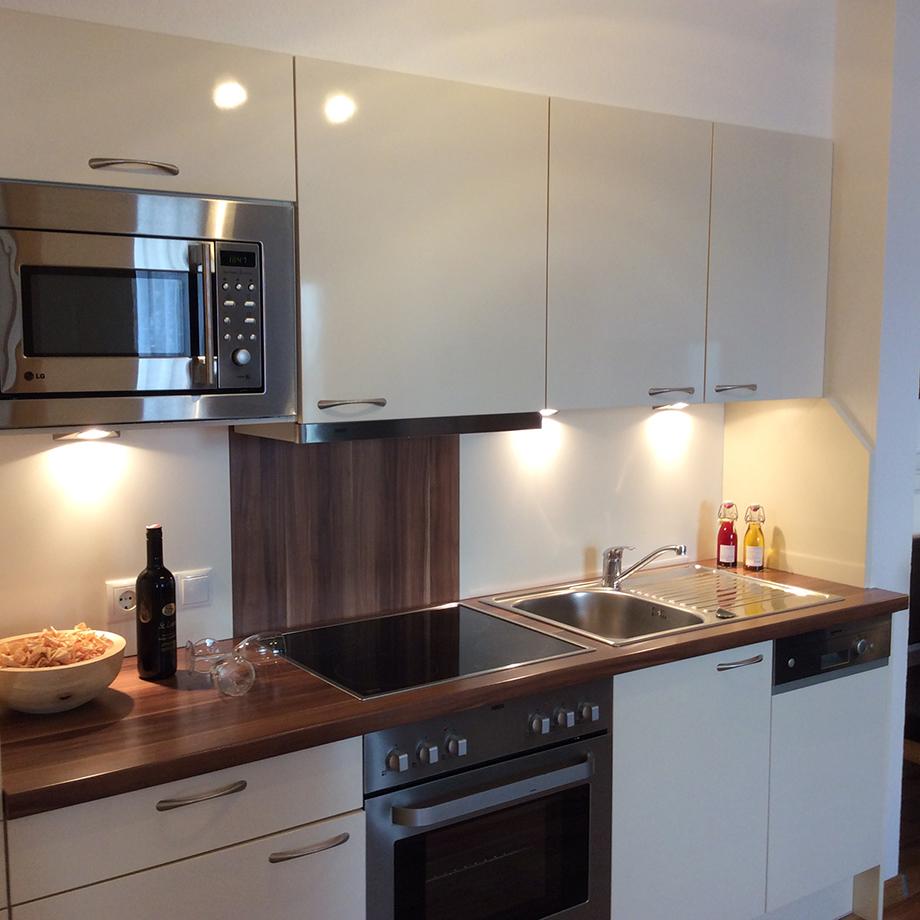 Küche (Karlspitzwohnung)