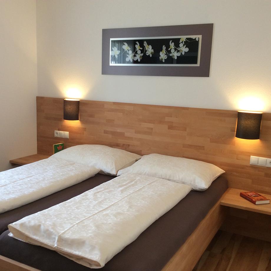 Schlafzimmer (Karlspitzwohnung)